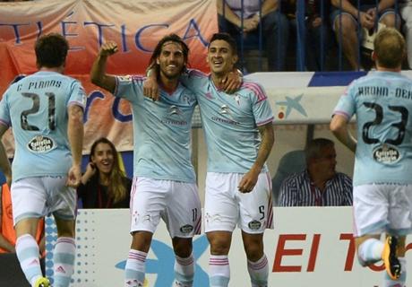 VÍDEO   Celta 3-0 Levante