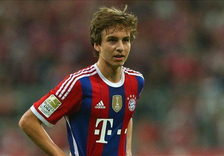 Bayern's Gaudino signs new contract