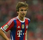 Bayern's Gaudino signs new contract