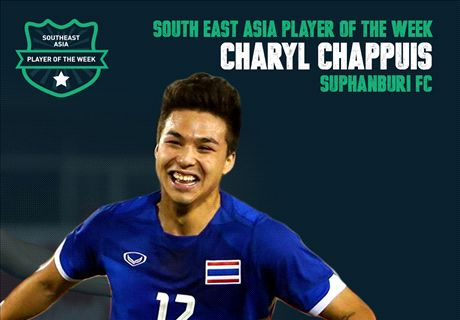 SEA Player of the Week: Charyl Chappuis