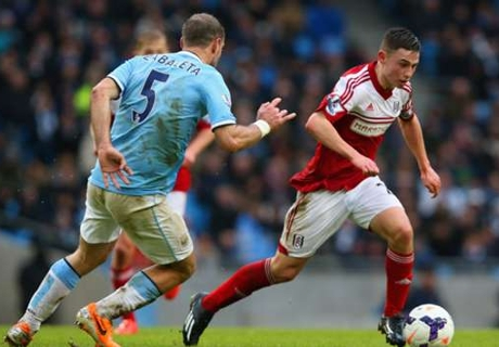Manchester City Bidik Youngster Fulham