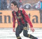 MLS: Atlanta United, NYCFC lead Team of the Week