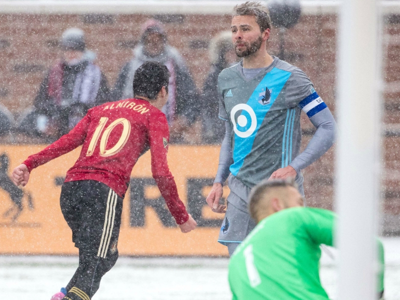 MLS Review: Atlanta scores six for first win, Villa leads NYCFC