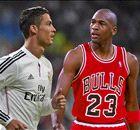 'Ronaldo is like Michael Jordan'