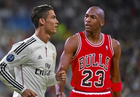 Elche coach: CR7 is like Jordan