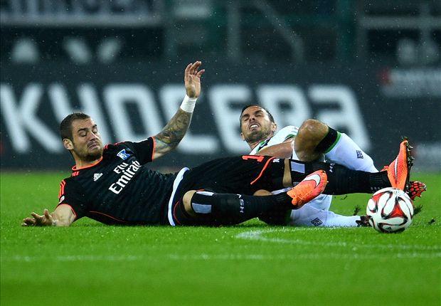 Lasogga am Boden - der HSV verliert erneut