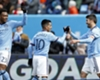 NYCFC newcomers Wallace, Moralez shine in romp over D.C. United