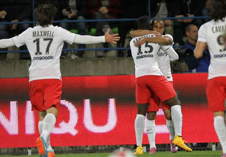 Player Ratings: Caen 0-2 PSG