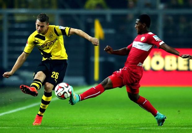 Borussia Dortmund 2-2 Stuttgart: Immobile rescues a point for Klopp's side
