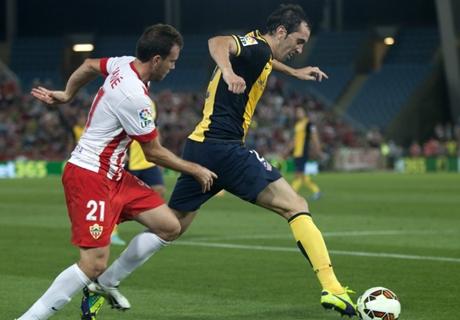 Match Report: Almeria 0-1 Atletico
