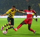 BVB 2-2 Stuttgart: Klopp's men scared