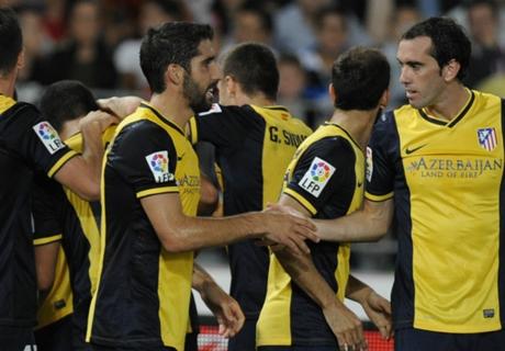 Résumé de match, Almeria-Atletico Madrid (0-1)