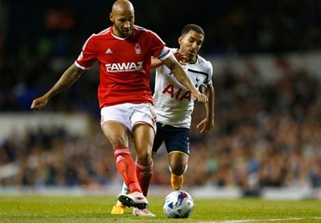 Tottenham 3-1 Nottm Forest: Comeback