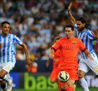 Barça pakt punt bij wanvertoning