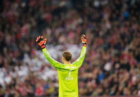 Neuer: Bayern hungry for more success