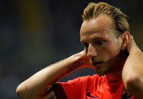 Transfer Talk: City & Utd trail Rakitic