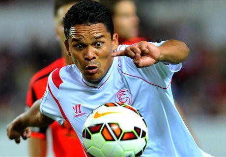 Bacca leading Sevilla's EL charge