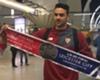 Sevilla y Leicester llegan a un principio acuerdo por Iborra