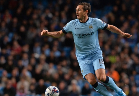 'Lampard could stay at Man City'