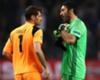 Casillas y su corazón dividido en Cardiff