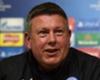 Leicester-Coach Shakespeare hofft auf ein Weiterkommen seiner Mannschaft