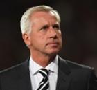 Pardew: Newcastle job still on the line