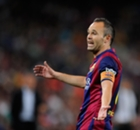 Iniesta frustrated with stalemate
