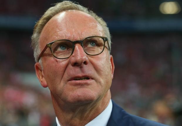 Karl-Heinz Rummenigge è il CEO del Bayern Monaco