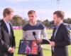 Bayern stars pick up Goal 50 awards