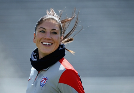 Hope Solo: 'Should've called a taxi'