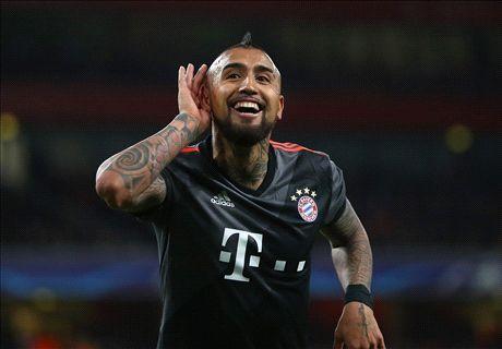 Arsenal confirm Bayern rematch
