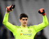 WATCH: Courtois' wild celebration