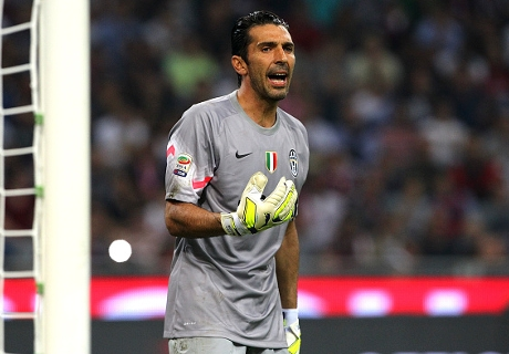 Buffon Close To The End?