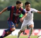 Ravi Senang Gawangnya Dibobol Suarez