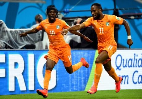 Pallone d'oro africano: Gervinho finalista