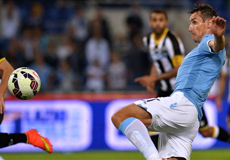 Klose: I'm not happy at Lazio