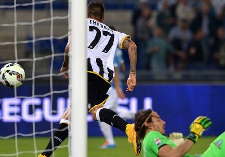 Match Report: Lazio 0-1 Udinese
