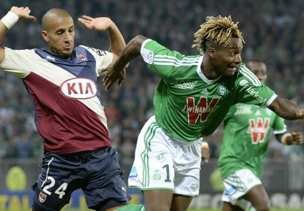 Saint Etienne 1-1 Bordeaux : Bordeaux résiste à Saint-Etienne