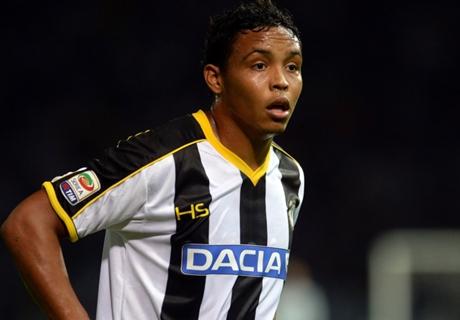 Voci su Muriel, nota ufficiale Udinese