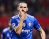 Mit seiner Abwehr die Nummer eins in Italien: Leonardo Bonucci