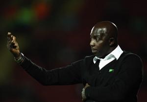 Nigeria U23 coach Samson Siasia