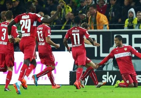 REVIEW: Leverkusen Tertahan, Stuttgart Pecah Telur