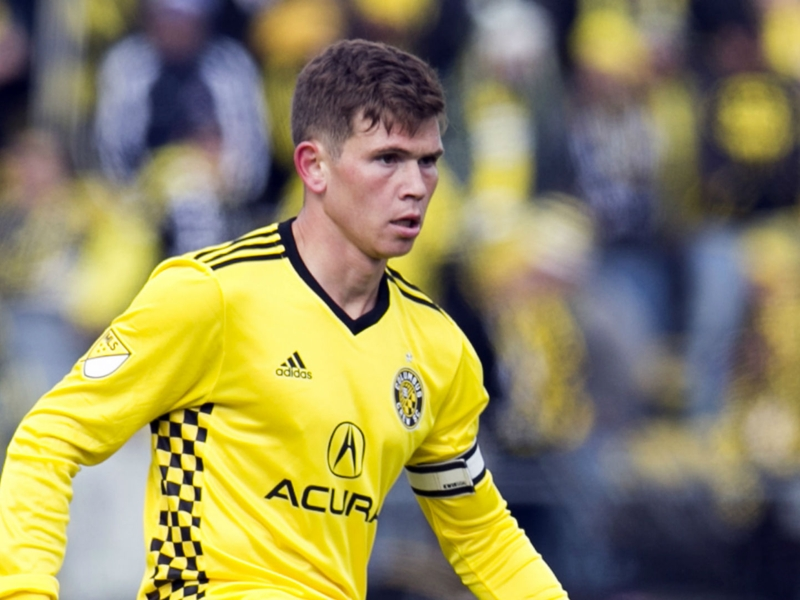 Columbus Crew sign Wil Trapp to extension
