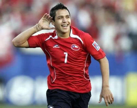 Alexis Sanchez - Chile