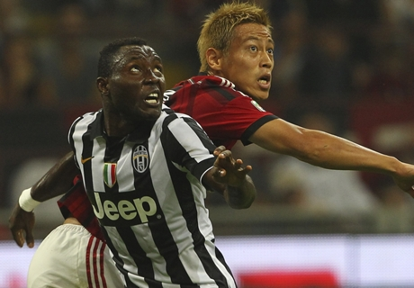Asamoah will miss Afcon