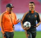 'Ronaldo the best player I've ever had'