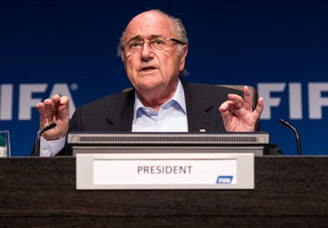Uefa should put up or shut up - Blatter