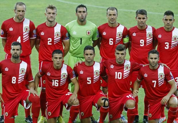 La FIFA no acepta a Gibraltar