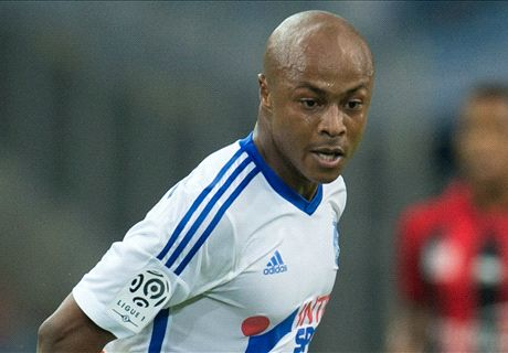 Ayew: Marseille can beat the best