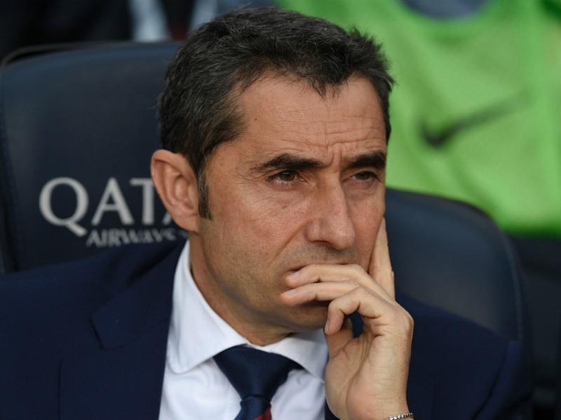 Le FC Barcelone dément avoir contacté Valverde